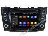 GPS van 5.1 Auto DVD van Witson Androïde voor Suzuki Swift 2012 met de Steun van ROM WiFi 3G Internet DVR van Chipset 1080P 16g (A5796)