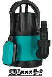 (SDL400C-5) Swimmingpool-versenkbare Pumpe mit Niveauschalter für Trinkwasser