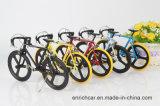 Bicicleta barata da estrada do modelo da liga de Zince da alta qualidade