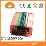 (Hm-24-1600-n) Zonne Hybride Omschakelaar 24V1600W met 20A Controlemechanisme