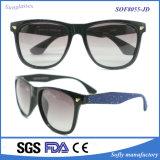 Occhiali di grande misura dello specchio di modo di alta qualità con protezione UV