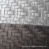 Unità di elaborazione di tessitura Synthetic Leather di Grain per Decorative (KC-B040)