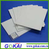 fabricantes livres 5mm brancos da placa da espuma do PVC de 3mm