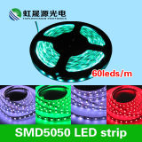 20-22lm/LED indicatore luminoso di striscia flessibile di alta qualità SMD5050 LED 60LEDs/M