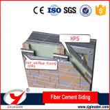 Panneau matériel de ciment de fibre de revêtement externe de bâtiment