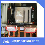 3 dans 1 séparateur multifonctionnel d'affichage à cristaux liquides du séparateur Machine+Vacuum du préchauffeur Station+Frame
