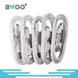 Первоначально высокий кабель телефона USB Quatity цветастый для франтовской черни