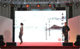 Schermo dell'interno di Shenzhen P6 LED per illuminazione locativa della priorità bassa di fase