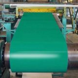 Лист стали PPGI цвета высокого качества покрытый в катушке 0.135-0.6mm*750-1250mm