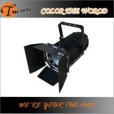 Kit di illuminazione dello studio dello zoom LED Fresnel del punto video