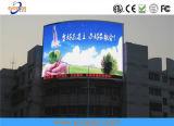 El alto panel al aire libre de la pantalla de visualización de LED de la electrónica del brillo P13.33 para hacer publicidad