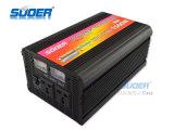 Inversor de la potencia de Suoer con el inversor de la potencia del cargador 1500W 24V 220V (HAD-1500D)