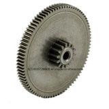 Dimensión de una variable del estímulo del CNC y rueda de engranaje estándar de encargo estándar material del acero