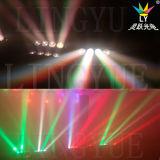 LEDの段階の8ヘッドが付いている移動ヘッドくもライト