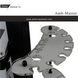 より少ない皮が美機械(Ambマスター)きつく締め、反しわの針