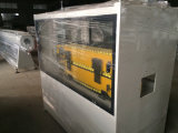 Tubo plástico del PVC de la alta calidad 50-110m m que hace la máquina