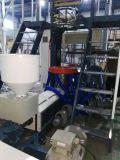 Hdppe de alta velocidad y máquina que sopla de la mini película del LDPE