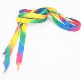 Laços lisos coloridos do poliéster