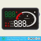 3 pulgadas Hud Up Display OBD II surge la exhibición XY-206