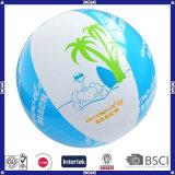 Sfera di spiaggia gonfiabile con l'alta qualità ed il marchio personalizzato