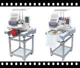 Una máquina principal del bordado a la velocidad 1200 cose uno minuta