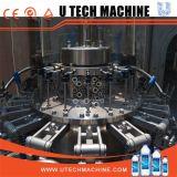 Автоматические 3 in-1 разлили минерал/очищенное изготовление по бутылкам машины завалки