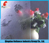5mmflora, Nashiji, Mistlite, Karatachi, стекло Patten Dimand ясное/вычисляло стеклянную/ясную флору вычисляемое стекло