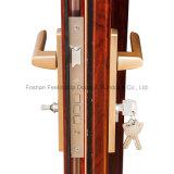 Дверь Casement шарнира пролома горячего надувательства алюминиевая термально (FT-D80)