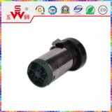 Closed negro Type Electric Horn Motor para Motorcycle Horn