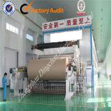 MultizylinderFourdrinier Corrugated Paper Making Line (2880mm) mit chinesischem Manufacturer