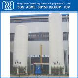 El tanque criogénico del GASERO del aislante del polvo del vacío de Vesssel de la presión de ASME