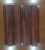 U-Soffitto di legno dell'alluminio di colore di Prepainte