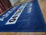 Изготовленный на заказ знамя сетки загородки PVC печати