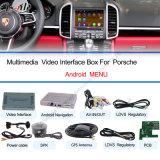 Porsche Macan, 카이엔, Panamera를 위한 Android 4.2/4.4에 항법 Box