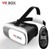 Vr Box 2 3D Glasses Headset + Bluetooth Controller