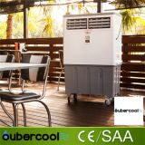 Refrigerador de aire evaporativo al aire libre de la alta calidad/de interior industrial centrífugo movible del desierto