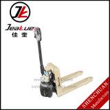 A melhor mini 1.5t pálete Semi elétrica de venda Jack