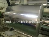 Двойная бортовая алюминиевая фольга прокатала строительный материал продуктов катушки Mylar Aluminuim полиэфира пленки покрытия