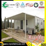 Entfernbares und flexibles bewegliches vorfabriziertes Behälter-Haus