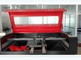 Cortadora del laser de la alta calidad para el bordado