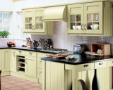 CAD van Ritz de Vrije Kast van de Keuken van het Ontwerp In het groot Houten