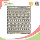 極度の品質ほとんどの普及した綿のかぎ針編みによってスカラップで仕上げられる飾り布のレース