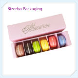 Macaron昇進の多彩なペーパー包装ボックス