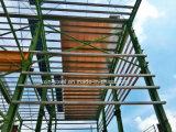 Stahlaufbau für Stahllager-Gebäude mit Galvnaized Purlin