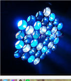 LED 세척 급상승 스트로브 이동하는 맨 위 빛
