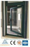 Perfil de alumínio do revestimento de madeira da cor para deslizar a porta horizontal