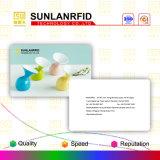 Impresión de CMYK Hico banda magnética de tarjeta de PVC De Sunlanrfid