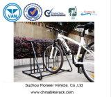 Carrinho da bicicleta da cremalheira/cerca da bicicleta da grade