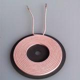 Radio de Qi que carga la bobina inductiva del cargador