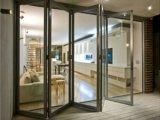 防音アルミニウムBi折るドア(予約した)